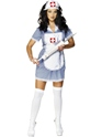 Adult Naughty Nurse Costume Thumbnail