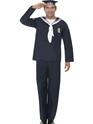 Adult 1940's Naval Seaman Costume Thumbnail
