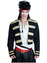 Adult New Romantic Adam Ant Costume  - Back View - Thumbnail