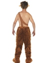 Adult Pan Costume  - Back View - Thumbnail