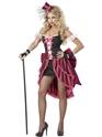 Adult Parisian Showgirl Costume Thumbnail