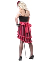 Adult Parisian Showgirl Costume  - Side View - Thumbnail
