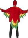Adult Parrot Costume  - Side View - Thumbnail