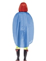 Parrot Party Poncho Festival Costume  - Side View - Thumbnail