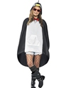 Penguin Party Poncho Festival Costume Thumbnail