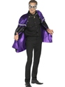 Adult Phantom Masquerade Vampire Cape Thumbnail