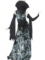 Adult Phantom Queen Costume  - Side View - Thumbnail