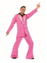 Adult Pink Disco King Costume Thumbnail
