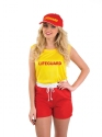 Adult Female Lifeguard Costume Thumbnail