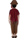 Child Pirate Boy Childrens Costume  - Side View - Thumbnail