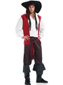 Adult Pirate Costume Thumbnail
