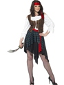 Adult Pirate Lady Costume Thumbnail