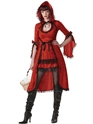 Adult Strangeling Red Riding Hood Costume Thumbnail