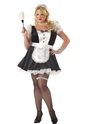 Adult Plus Size Fiona the French Maid Costume Thumbnail