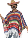 Adult Mexican Poncho Thumbnail