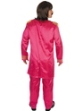 Pop Sergeant Pink Costume  - Side View - Thumbnail