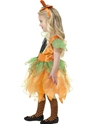 Child Pumpkin Fairy Costume  - Side View - Thumbnail
