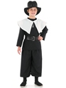 Child Puritan Boy Costume  - Side View - Thumbnail