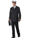 Adult Mens Retro Pilot Costume Thumbnail