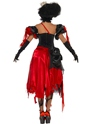 Adult Queen of Hearts Broken Costume  - Side View - Thumbnail