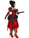 Adult Queen of Hearts Broken Costume  - Back View - Thumbnail