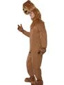 Rainbow Bungle Bear Costume  - Back View - Thumbnail