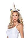 Rainbow Unicorn Headband Thumbnail