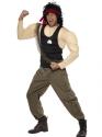Adult Rambo Costume Thumbnail