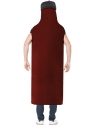 Adult Really Really Hot Sauce Costume  - Side View - Thumbnail