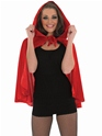 Adult Red Riding Hood Cape Thumbnail