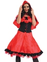 Adult Red Riding Hood Costume Thumbnail