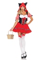 Adult Red Riding Wolf Costume Thumbnail