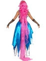 Adult Repulsive Rapunzel Costume  - Side View - Thumbnail