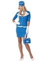 Retro Stewardess Costume Thumbnail