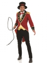 Adult Ringmaster Costume  - Back View - Thumbnail