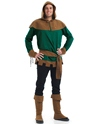 Adult Robin Hood Costume  - Back View - Thumbnail