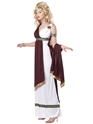 Roman Empress Costume  - Side View - Thumbnail