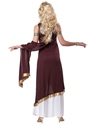 Roman Empress Costume  - Back View - Thumbnail