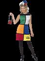Adult Rubik's Cube Costume Thumbnail
