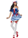 Adult Sailor Sweetie Costume Thumbnail