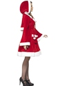 Adult Santa in the City Costume  - Back View - Thumbnail