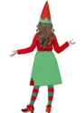 Child Santa's Little Helper Elf Costume  - Side View - Thumbnail