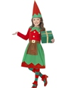 Child Santa's Little Helper Elf Costume Thumbnail