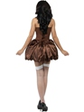 Adult Saucy Pud Costume  - Side View - Thumbnail