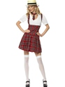 Adult School Girl Costume Thumbnail
