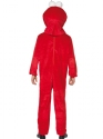 Adult Sesame Street Elmo Costume  - Side View - Thumbnail
