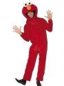 Adult Sesame Street Elmo Costume Thumbnail