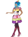 Adult Seven Deadly Sins GLUTTONY Costume  - Back View - Thumbnail