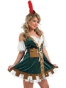 Adult Sexy Robin Hood Costume  - Back View - Thumbnail