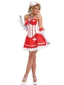 Adult Sexy Tutu Nurse Costume Thumbnail